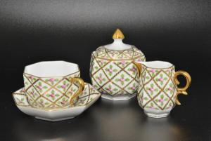 Dining sets, tea, coffee sets